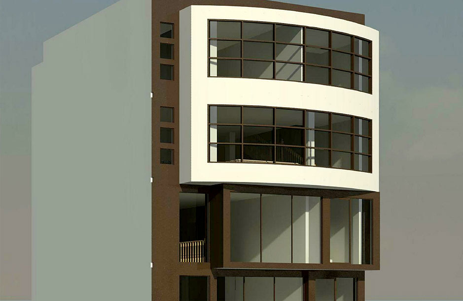 Almaz Belete Mix use Apartment