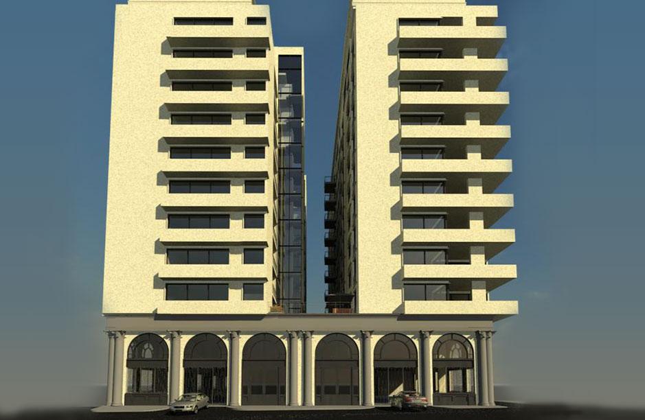 Emporium Arcade Apartments