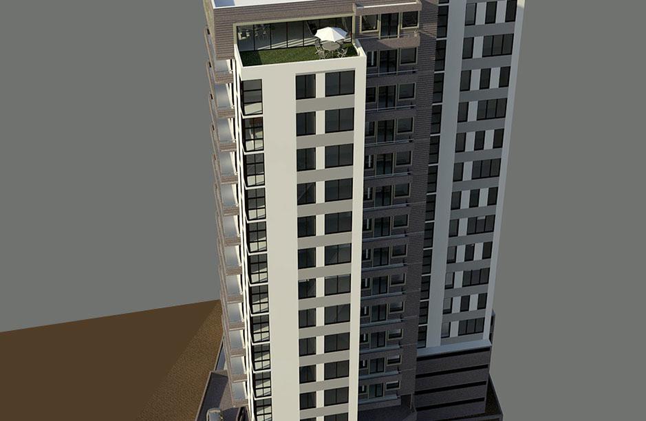 Ene Regassa Apartment Building